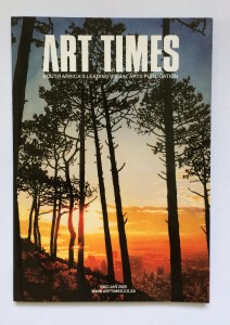 Art Times cover Jan 2020