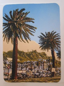 Campsbay Palms