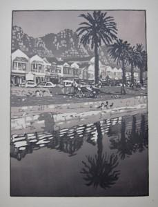 Kiddies pool, Camps Bay