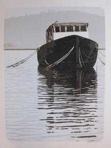 Knysna lagoon boat