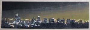 Night skyline