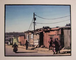 Roadside shacks